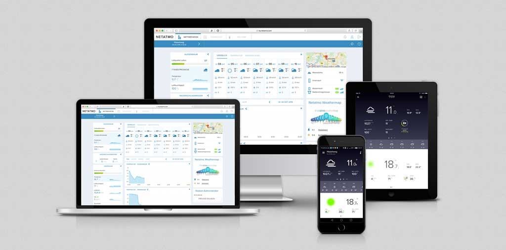 Netatmo Software